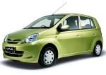 Perodua Viva Green