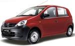 Perodua Viva Red