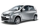 Perodua Viva Silver