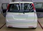 New Perodua MPV Back View