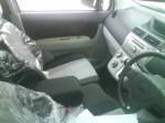 Perodua MPV Front Interior View