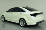 Proton Tuah Concept Rear View