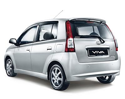 New Perodua Viva