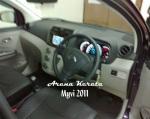 Perodua Myvi 2011 Interior