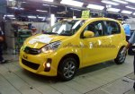 Perodua Myvi 2011 Side