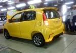 Perodua Myvi Rear