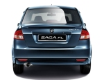 Proton Saga FL Rear