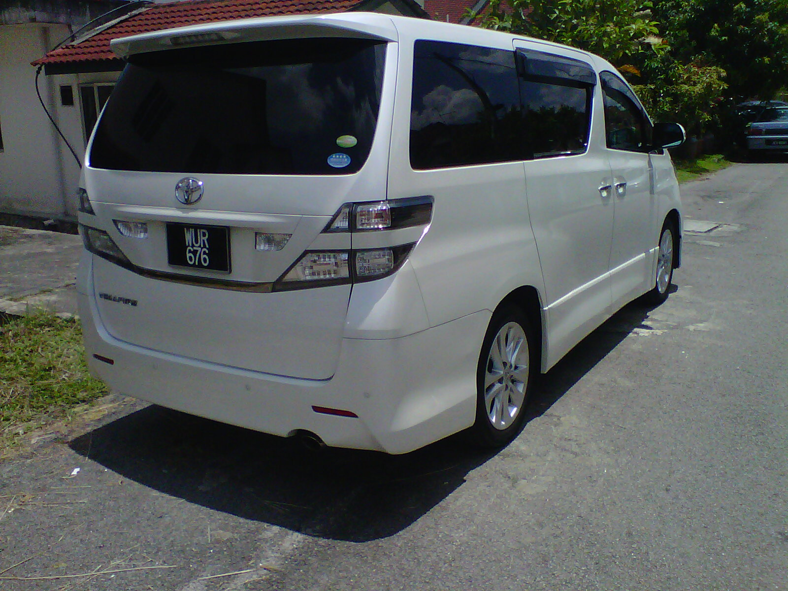 Toyota Vellfire 2008 For Sale My Best Car Dealer