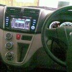 New Perodua Myvi Dashboard
