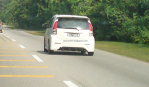 Perodua Myvi White