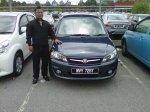 Proton Saga FLX Blue