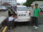 Proton Saga FLX White Standard
