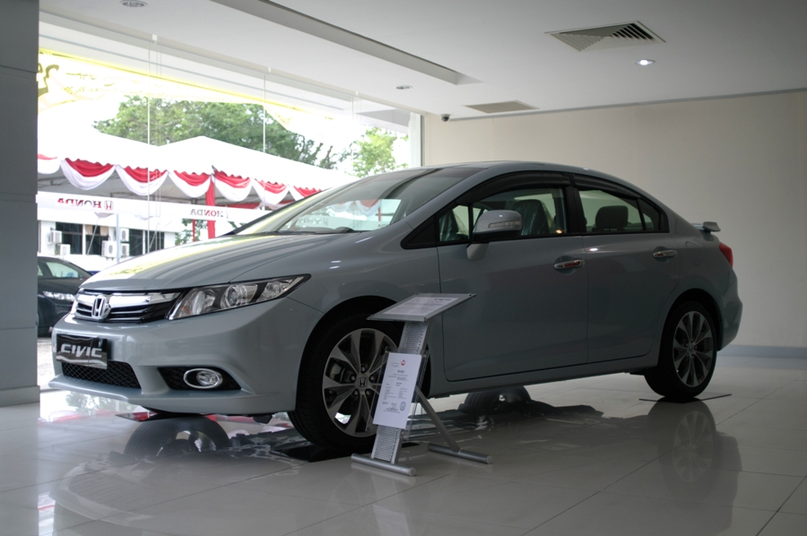 Honda civic new car price in malaysia 14