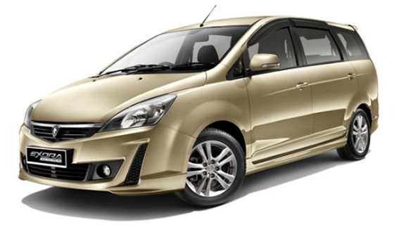 latest price and monthly instalment for the new proton exora 2014