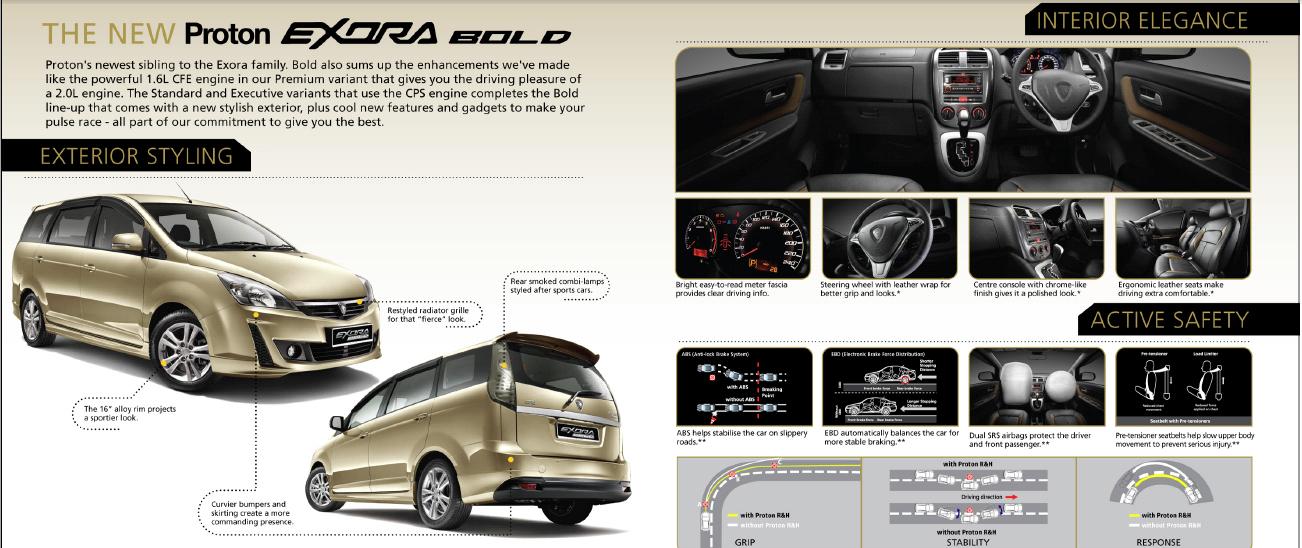 Proton Car Exora Bold Premium Picture Modifieds 7