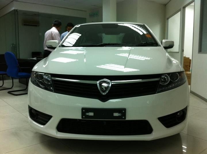 Proton Preve : Picture From Showroom  My Best Car Dealer