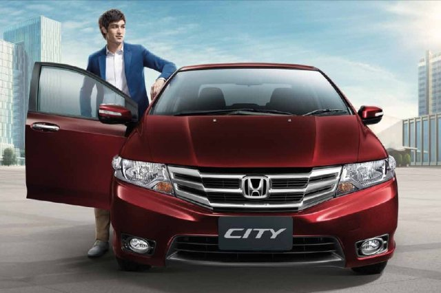 Honda city car for Chicago area honda dealers