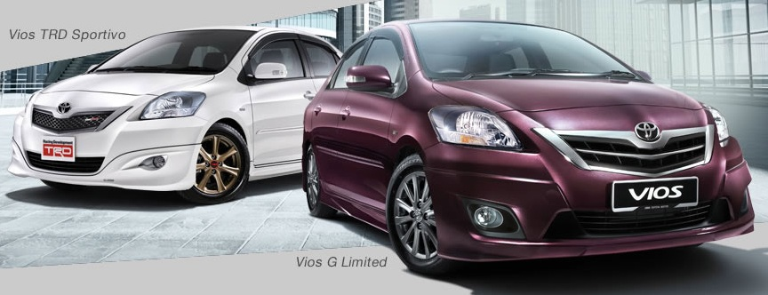 Toyota Vios | Discount Promotion May 2013