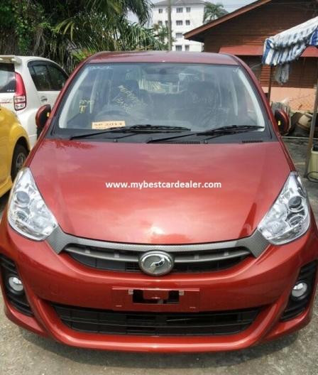 2013 Perodua Myvi 1.3 SE
