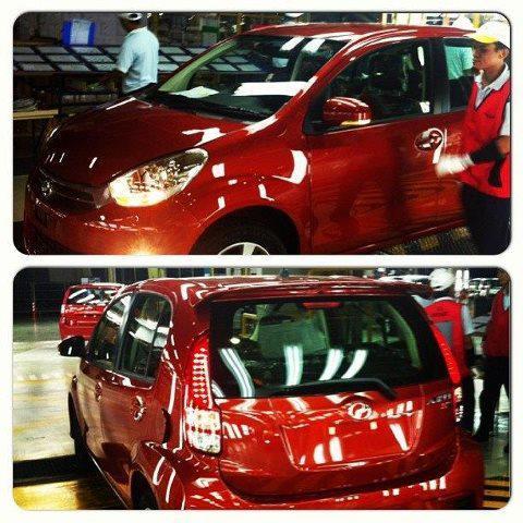 """One thought on """" Perodua Myvi 1.3 SE   Latest Perodua Price 2013 """""""