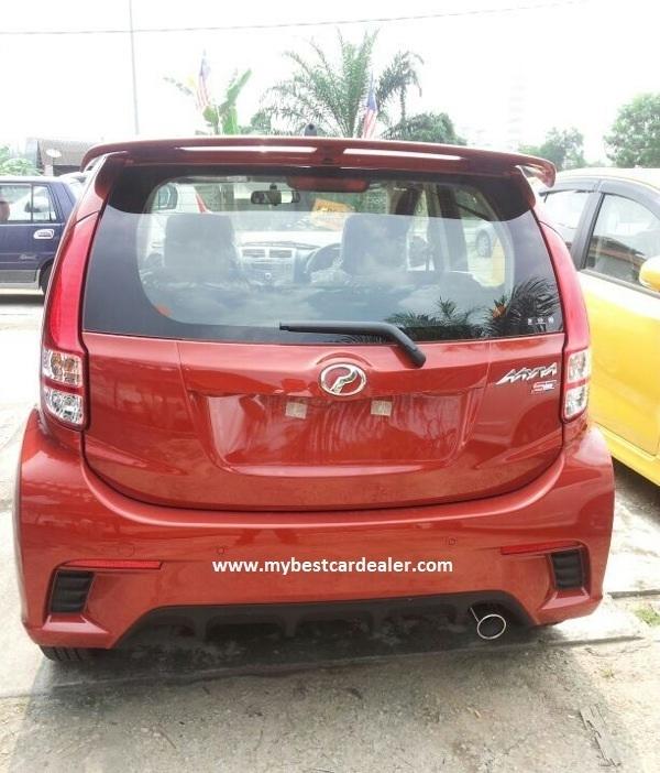 Perodua Myvi 1.3 SE  2013  My Best Car Dealer