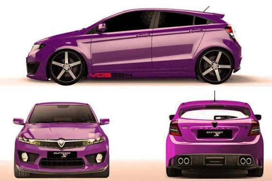 Proton Suprima Price Amp Monthly Installment My Best Car