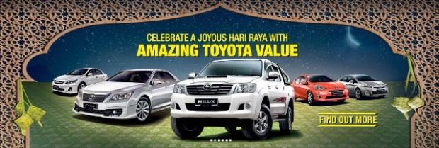 toyota 2013 promotion