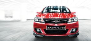 Proton Saga FLX 2014